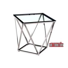 31-055 DIAMOND SIDE TABLE