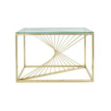 31-076 GOLD BRIDGE CONSOLE TABLE