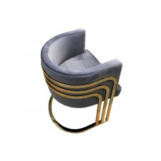 34-060 GOLD DERBY ACCENT CHAIR