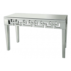 40-065 TIFFANY ALL MIRROR BODY CONSOLE TABLE