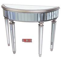 Y-151 MIRROR BODY CONSOLE TABLE