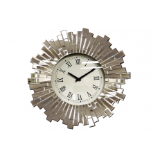 Y-160 MIRROR BODY WALL CLOCK