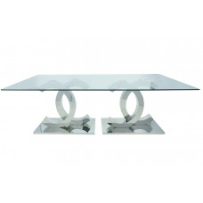 53-155 DOUBLE COCO DINING TABLE