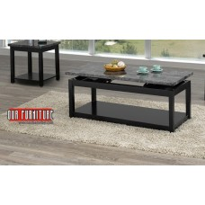 IF-2046 COFFEE TABLE CONTAINS LIFT TOP.