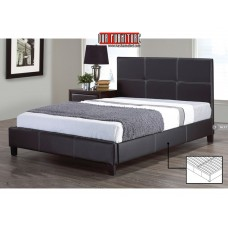 IF-130-E  ESPRESSO PU DOUBLE ,QUEEN,KING SIZES BED