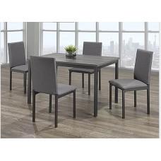 IF-1526 5 PCS. DINING TABLE SET
