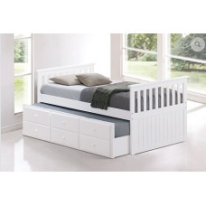 IF-314-W CAPTAIN BED