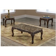 IF-2071 3 PC. COFFEE TABLE SET