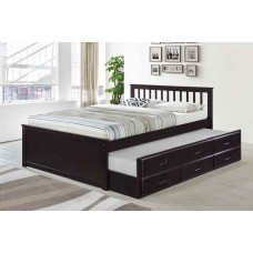 IF-301 E CAPTAIN BED DOUBLE SIZE