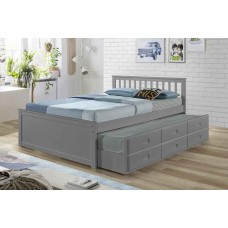 IF-301 G CAPTAIN BED DOUBLE SIZE