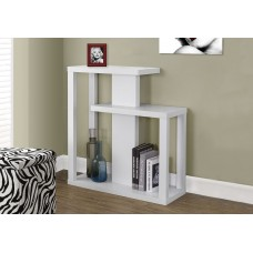 """I 2471 ACCENT TABLE - 32""""L / WHITE HALL CONSOLE"""