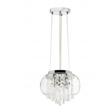 CAT-12-3 THREE LIGHT CRYSTAL FIXTURE FLOOR MODEL