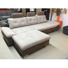 CREMONA-2 (ST) SECTIONAL SOFA-BED.