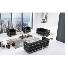 CORBUSIER 3 PCS.SOFA SET (CRE)