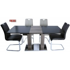 ARMANI DINING TABLE (CRE)