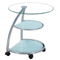 ANGEL ACCENT TABLE (CRE)