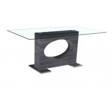 COMET DINING TABLE (CRE)
