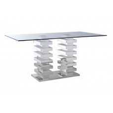 FALCON DINING TABLE (CRE)