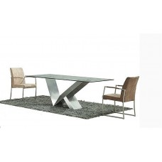 HUSTON DINING TABLE (CRE)