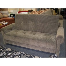 DELUX DAVENPORT SOFA-BED  WITH ROLL ARMS. CALL FOR PRICE