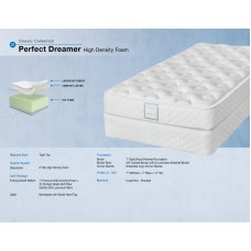 PERFECT DREAMER MATTRESS SINGLE,DOUBLE,QUEEN SIZES