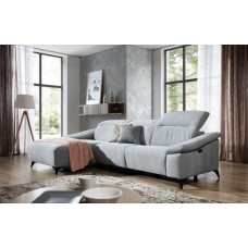 GAPPA SECTIONAL SOFA (RECLAINER ) (SPECIAL ORDER, CALL FOR PRICE)