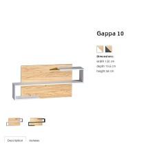 GAPPA GA10 SHELF
