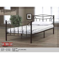IF-151 SINGLE SIZE BED