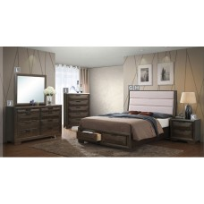 EMMA QUEEN,KING SIZE BEDROOM SET