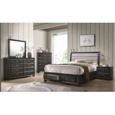 NATALIE QUEEN, KING SIZE BEDROOM SET