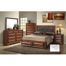CHRISTINA QUEEN,KING BEDROOM SET