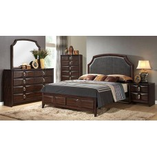 NINA QUEEN, KING SIZE BEDROOM SET
