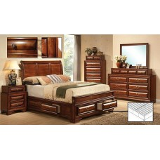 SOFIA QUEEN,KING BEDROOM SET