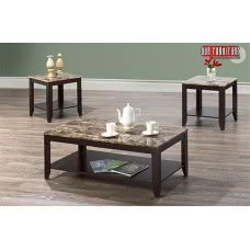 IF-3218 3 PC. COFFEE TABLE SET