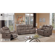 IF-8011 3pc Recliner Set