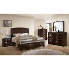 ROXY QUEEN,KING SIZE BEDROOM SET