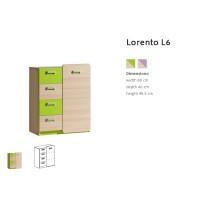 LORENTO L6