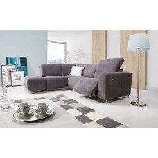 LOTTA  RECLINER SECTIONAL SOFA  (SPECIAL ORDER, CALL FOR PRICE)