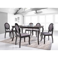ES-1320-0 TABLE + 6 CHAIRS