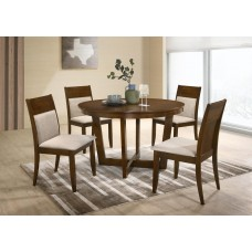 ES-1340-0 SET TABLE+ 4 CHAIRS