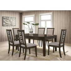 ES-1350-0 SET TABLE + 6 CHAIRS