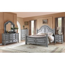 ES-191-0 BEDROOM SET QUEEN, KING SIZE (CALL FOR PRICE)