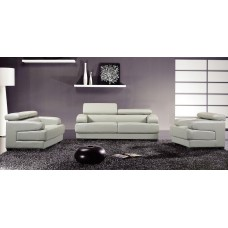 ES-2810-0  TAUPE 3 PCS. SOFA SET