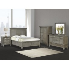 ES-351-0 QUEEN,KING BEDROOM SET (CALL FOR PRICE)