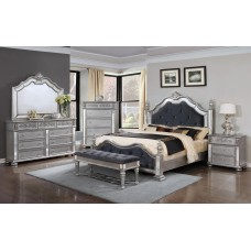 ES-381-0 QUEEN,KING SIZE BEDROOM SET (CALL FOR PRICE)