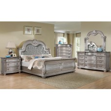 ES-391-0 QUEEN,KING SIZE BEDROOM SET(CALL FOR PRICE)