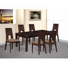ES-610-0  TABLE+6 CHAIRS