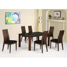 ES-620-0 TABLE + 6 CHAIRS