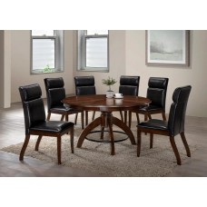 ES-750-0 SET TABLE+6 CHAIRS