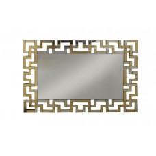 40-064 Gold Tiffany Wall Mirror